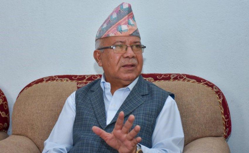 ओलीले गल्ती स्वीकारे स्वागत गर्छौँ- माधव नेपाल
