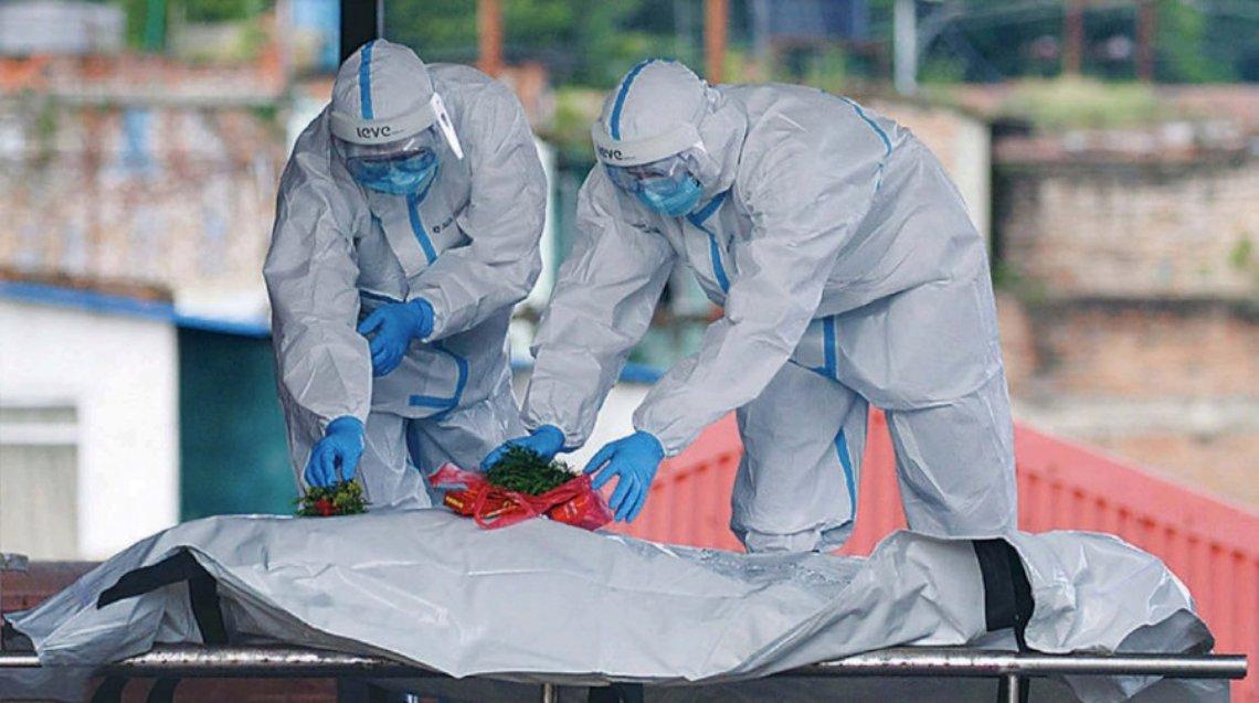 बाँकेमा उपचारका क्रममा थप ११ जना सङ्क्रमितको मृत्यु