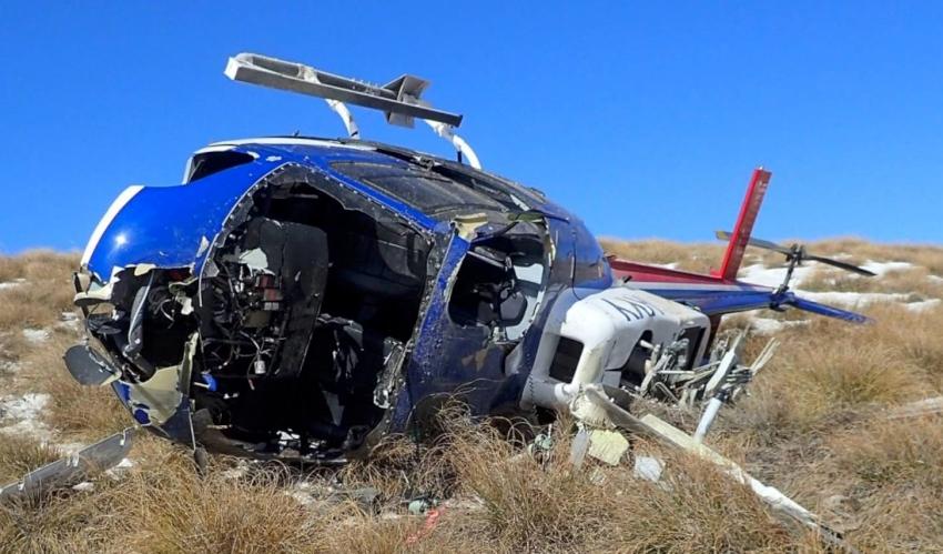 फिलिपिन्समा सैनिक हेलिकप्टर दुर्घटना हुँदा ६ जनाको मृत्यु